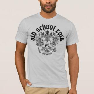 Old School Rock logo t-shirt