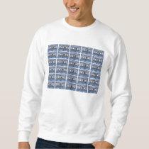 Old School Rocks Cassette Tapes Sweatshirt