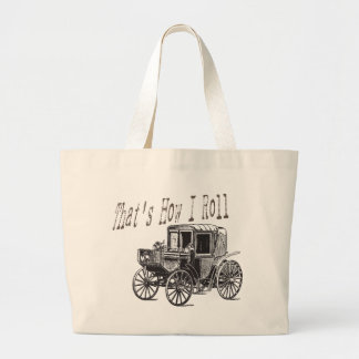 Old School Rollin #2 Tote Bag