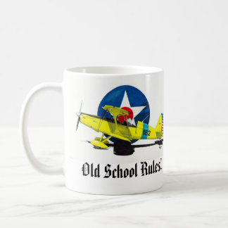 Old School Rules Mug