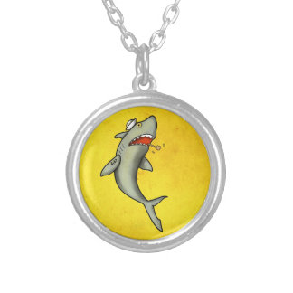 Old School Sailor Shark Custom Jewelry