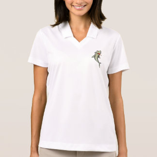 Old School Sailor Shark Polo T-shirts