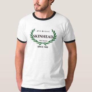 Old School skinhead - anti Racist - Since 1969 T-Shirt
