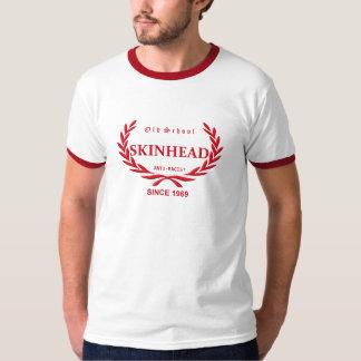 Old School skinhead - anti Racist - Since 1969 T-shirts
