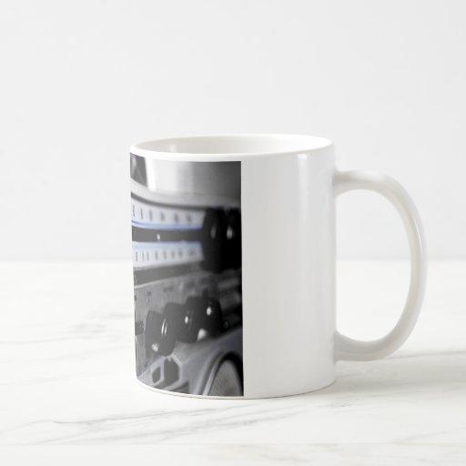 Old School Stereo Mugs