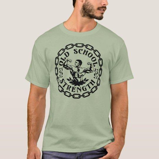 Old School Strength Vintage T-Shirt