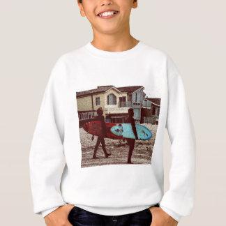 Old School Surfers Sweatshirt