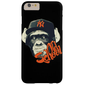 Old school swag monkey barely there iPhone 6 plus case