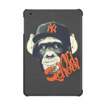 Old school swag monkey iPad mini case