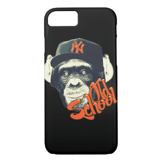 Old school swag monkey iPhone 7 case