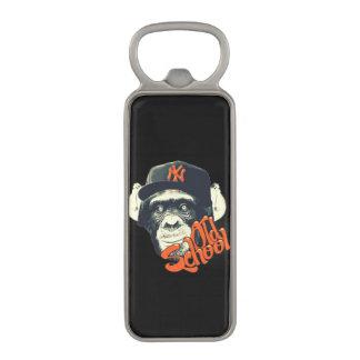 Old school swag monkey magnetic bottle opener