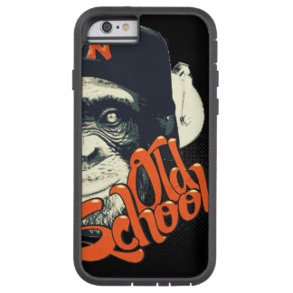 Old school swag monkey tough xtreme iPhone 6 case