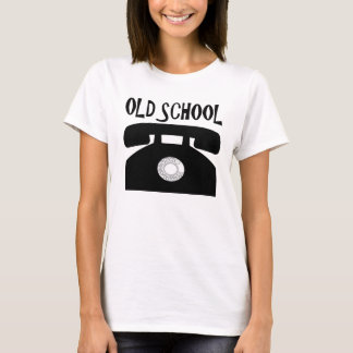Old School. T-Shirt