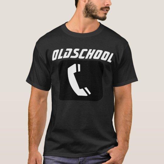 Old School. T-Shirt