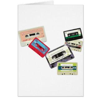 old school tape decks card