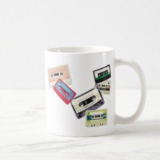 old school tape decks coffee mug