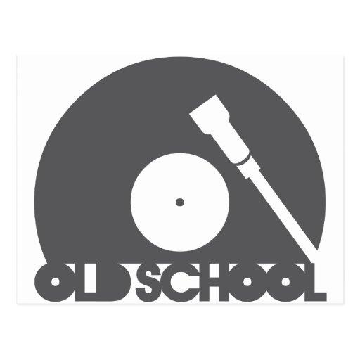 OLD_SCHOOL TARJETAS POSTALES