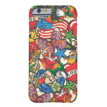 Old School Tattoo Cell Phone Cover Case Barely There iPhone 6 Case