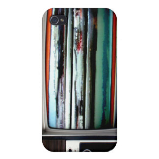 Old School Television Covers For iPhone 4