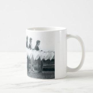 Old School Tenor Line - Seattle Imperials Coffee Mug