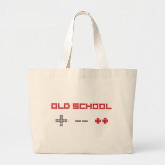 Old School Tote Bags