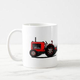 Old School Tractor Coffee Mug