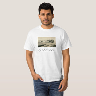 Old school tractors T-Shirt