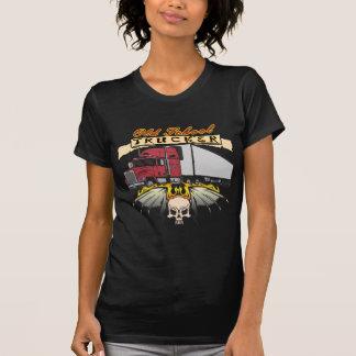 Old School Truck Driver T-Shirt