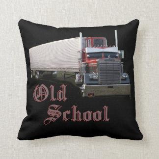 Old School Trucker's Pillow
