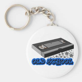 Old School vhs Keychain