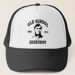 Old School -- Voltairine de Cleyre Trucker Hat