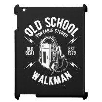 Old School Walkman IPAD/IPAD MINI, IPAD AIR CASE
