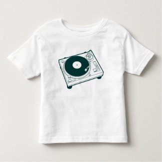 Old School Wax / Turntable Toddler T-shirt