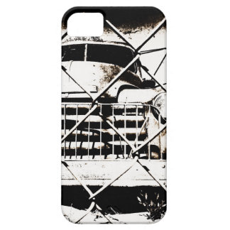 Old School with Attitude iPhone 5 Covers