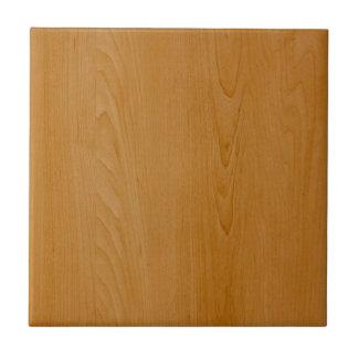 Old School Wood Paneling Ceramic Tile