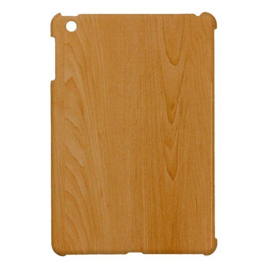 Old School Wood Paneling iPad Mini Cover