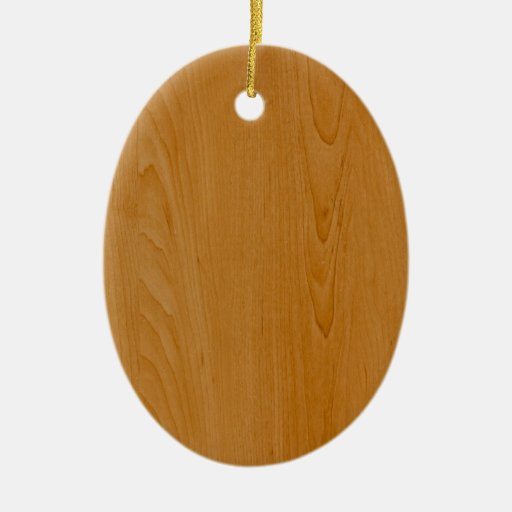 Old School Wood Paneling Ornament