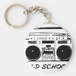 old School zazzle Key Chains