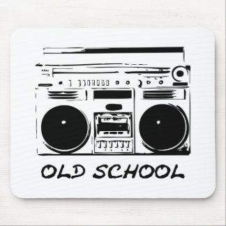 old School zazzle Mouse Pad