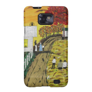 Old Schoolhouse Bell Galaxy SII Case