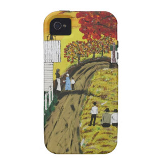 Old Schoolhouse Bell iPhone 4/4S Cases