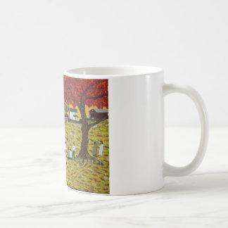 Old Schoolhouse Bell Coffee Mug