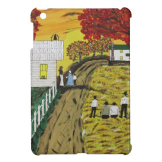 Old Schoolhouse Bell iPad Mini Cover