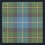 "Old Scots Tavern Clan MacNeil Tartan Stone Coaster<br><div class=""desc"">Handsome clan tartan design on this amazing coaster.</div>"