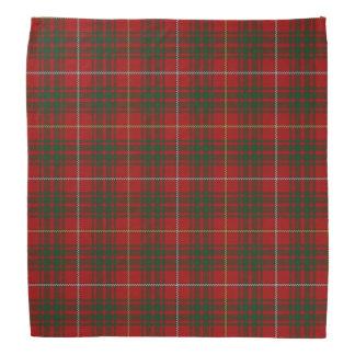 Old Scotsman Clan Bruce Tartan Plaid Bandana