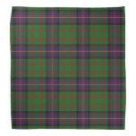 Old Scotsman Clan Cochrane Cochran Tartan Plaid Bandana