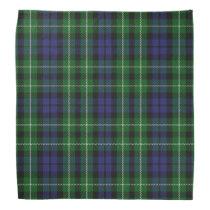 Old Scotsman Clan Graham Tartan Plaid Bandana