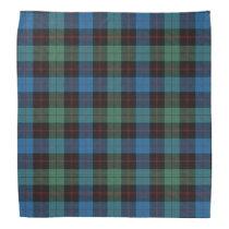 Old Scotsman Clan Guthrie Tartan Plaid Bandana