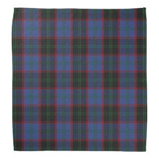 Old Scotsman Clan Home Tartan Plaid Bandana