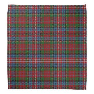 Old Scotsman Clan Kidd Tartan Plaid Bandana